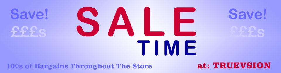 Truevision Sale